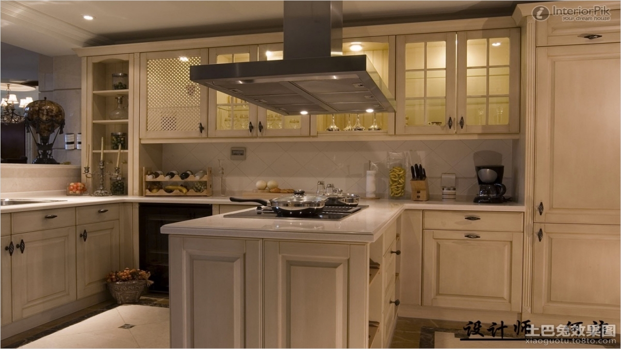 44 Perfect Ideas Small Kitchen Designs with islands 86 American Home Design Small Kitchen Designs with islands American Open Kitchen Design Kitchen 7