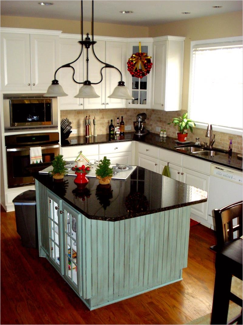 44 Perfect Ideas Small Kitchen Designs with islands 46 51 Awesome Small Kitchen with island Designs Page 2 Of 10 5