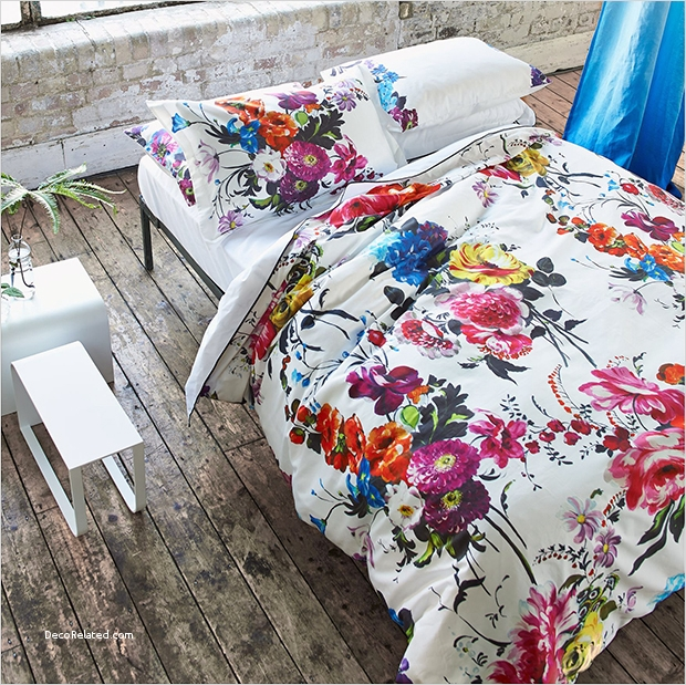 Spring Floral Bedroom Decor 89 3 Ideas to Refresh Your Home for Spring Daily Dream Decor 1