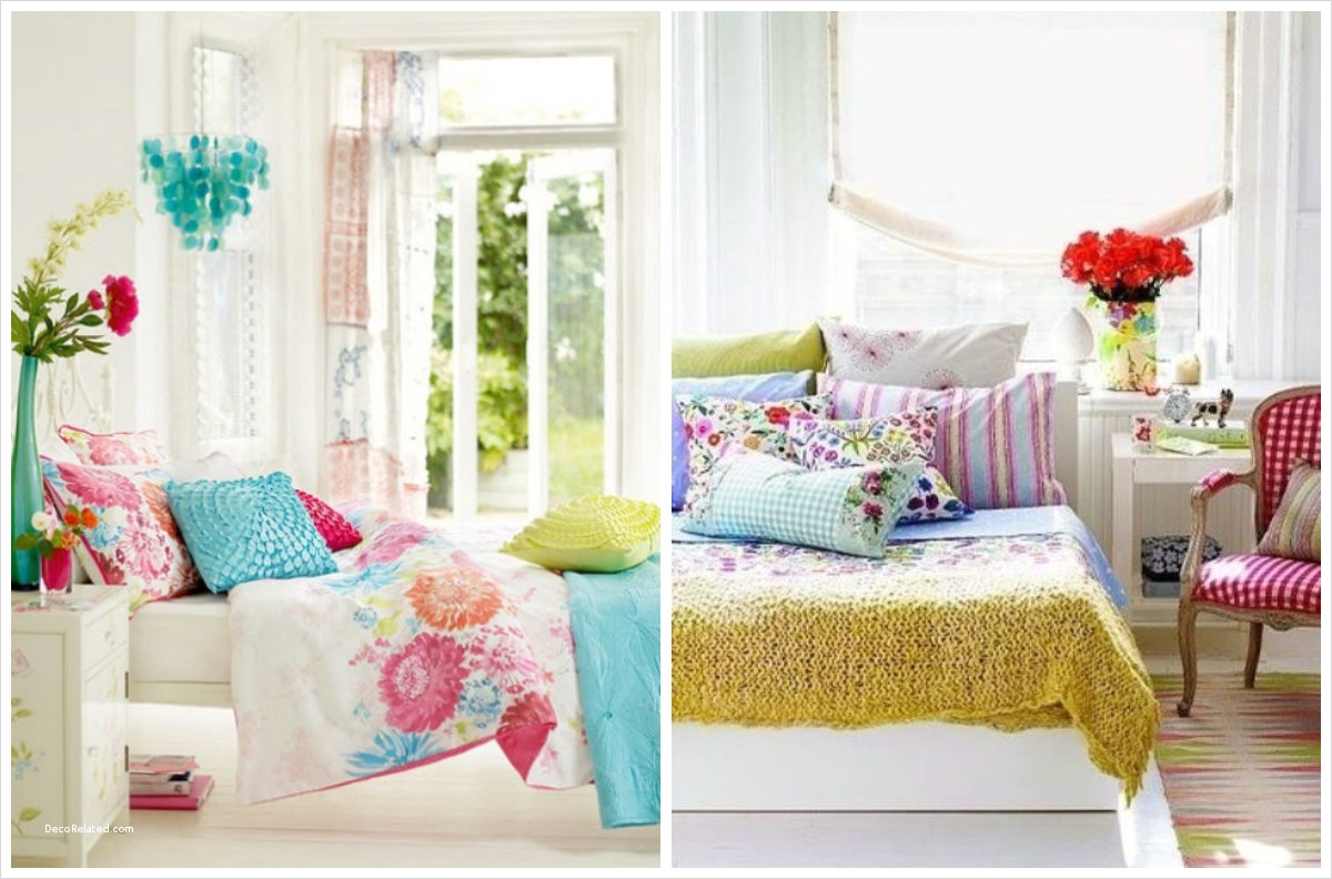 Spring Floral Bedroom Decor 75 Bedroom Decoration Ideas with Flowers In Different Ways 3