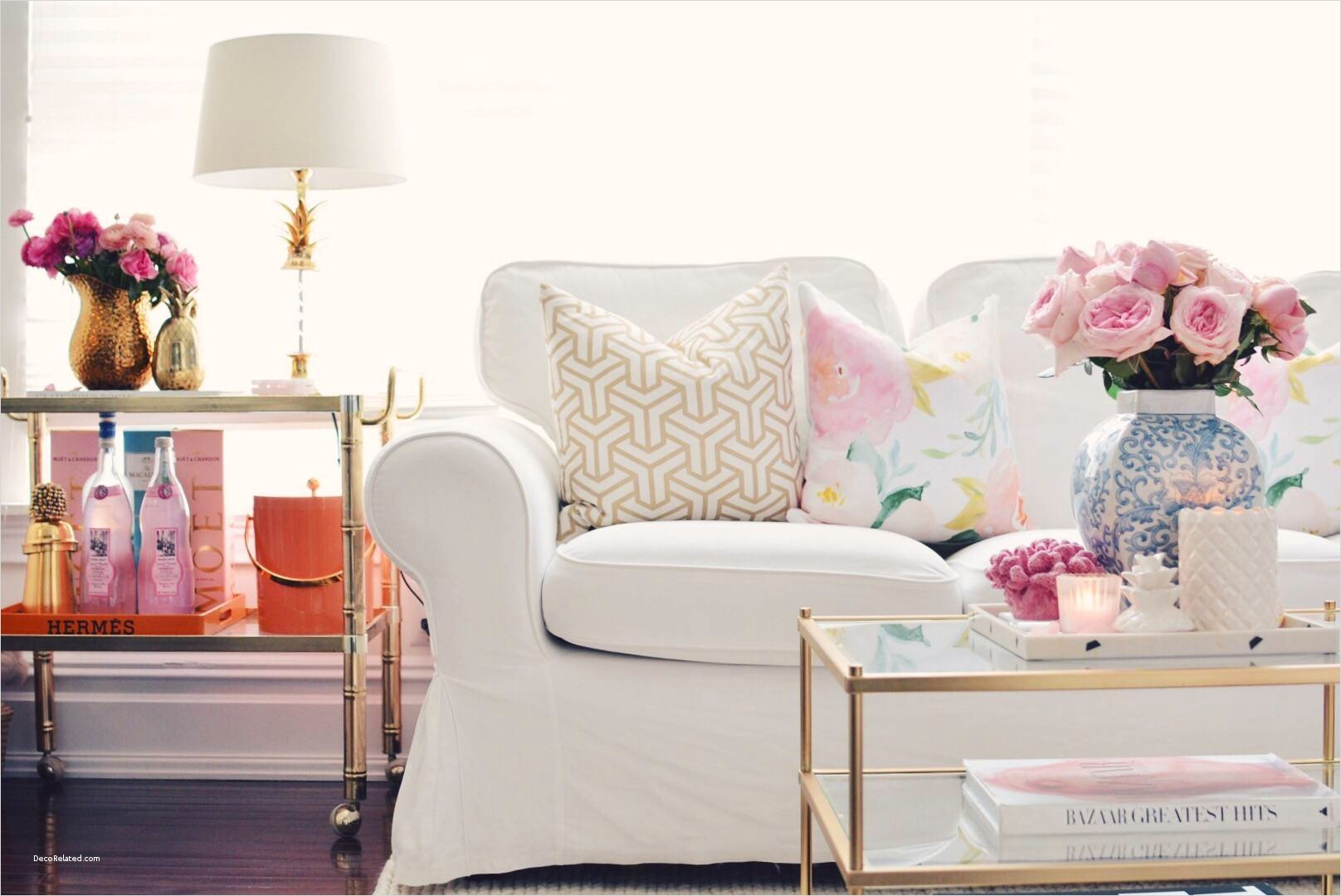 Spring Floral Bedroom Decor 37 Around the House Spring Decor Updates the Pink Dream 6