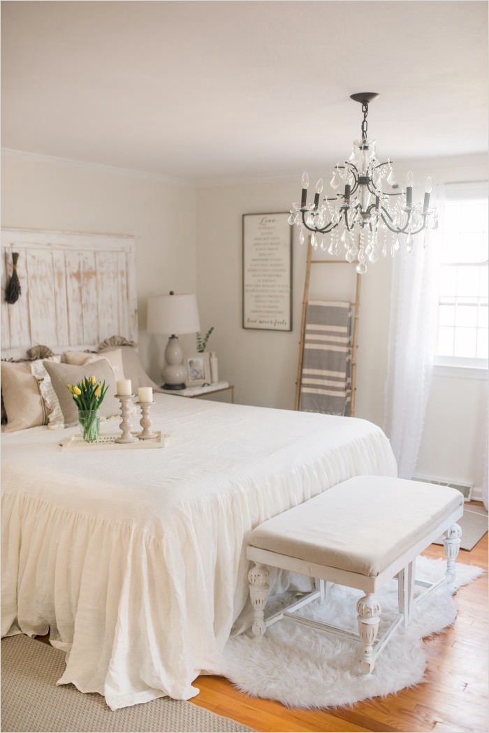 43 Stunning Country Farmhouse Bedroom Ideas 49 8 Inspiring Farmhouse Bedrooms the Rustic Life 8