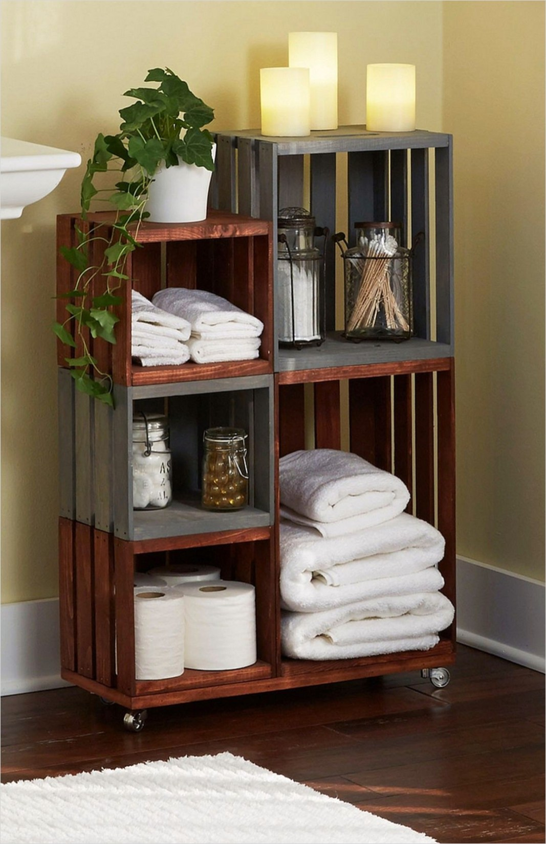 42 Creative Small Room Storage Ideas 35 Wonderful Storage Ideas for Small Space 444 — Fres Hoom 7