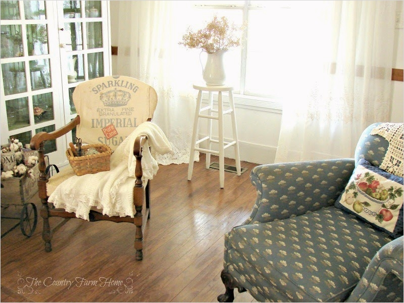 42 Cozy Country Farmhouse Living Room 76 the Country Farm Home Peaceful Farmhouse Living Room 6
