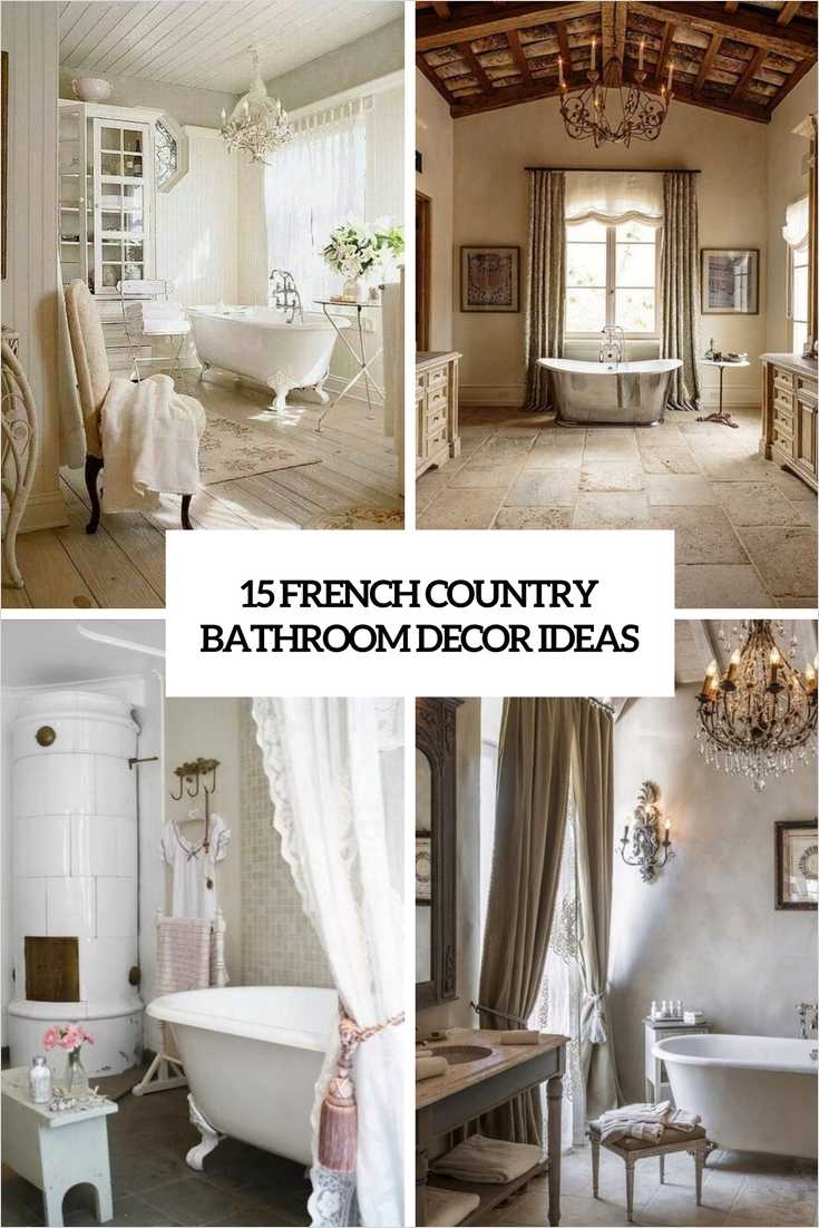 40 Stunning French Country Small Bathroom 84 French Country Bathrooms French Country Bathroom Design Hgtv U0026 Ideas 3