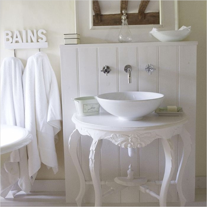 40 Stunning French Country Small Bathroom 73 55 Best Small French Country Bathrooms Images On Pinterest 4