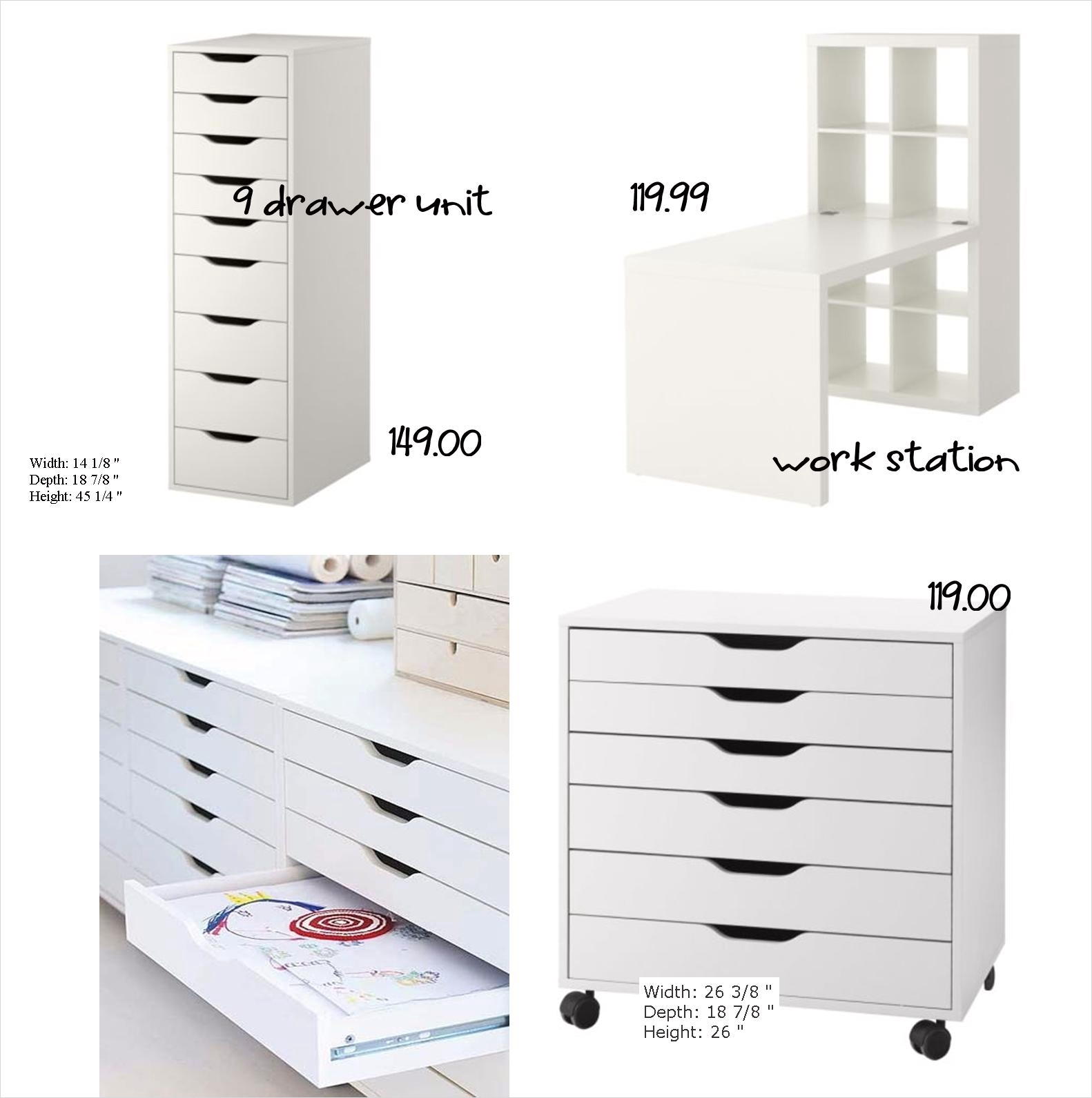 41 Inexpensive Ikea Scrapbook Room for Storage Ideas 99 It S Written On the Wall Craft Room organizing Store Over 8