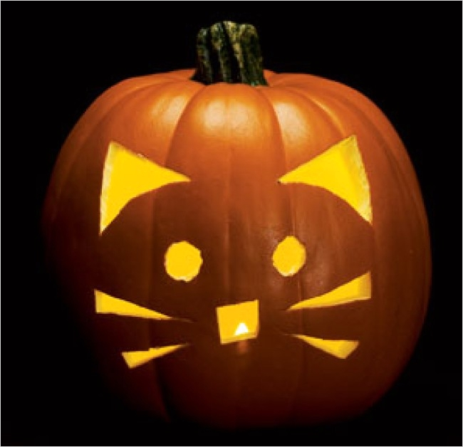 40 Simple Pumpkin Carving with Drill Ideas 16 Five Easy Pumpkin Carving Ideas for Halloween 1