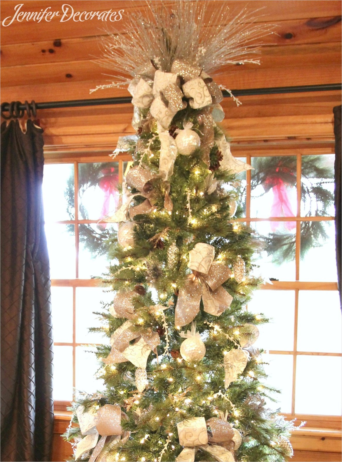 42 Stunning Country Christmas Centerpieces Ideas Ideas 87 Country Christmas Decorating Ideas Jennifer Decorates 6