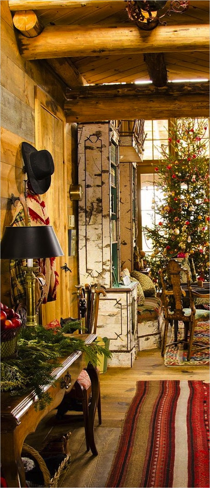 42 Stunning Country Christmas Centerpieces Ideas Ideas 72 10 Country Christmas Decorating Ideas 9