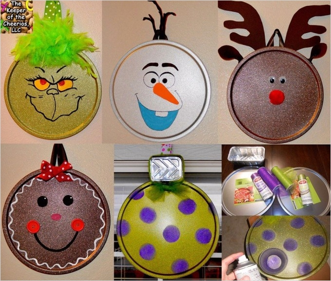 40 Diy Easy Christmas ornament Crafts Ideas 94 40 Homemade Christmas ornaments Kitchen Fun with My 3 sons 1