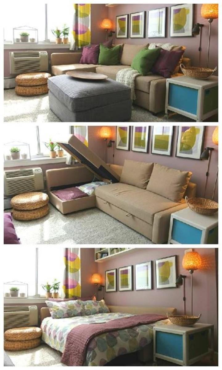 50 Amazing Ideas Furniture for Small Spaces Youll Love 28