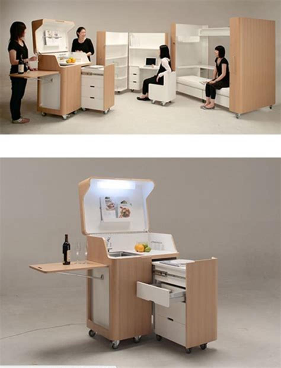 50 Amazing Ideas Furniture for Small Spaces Youll Love 57
