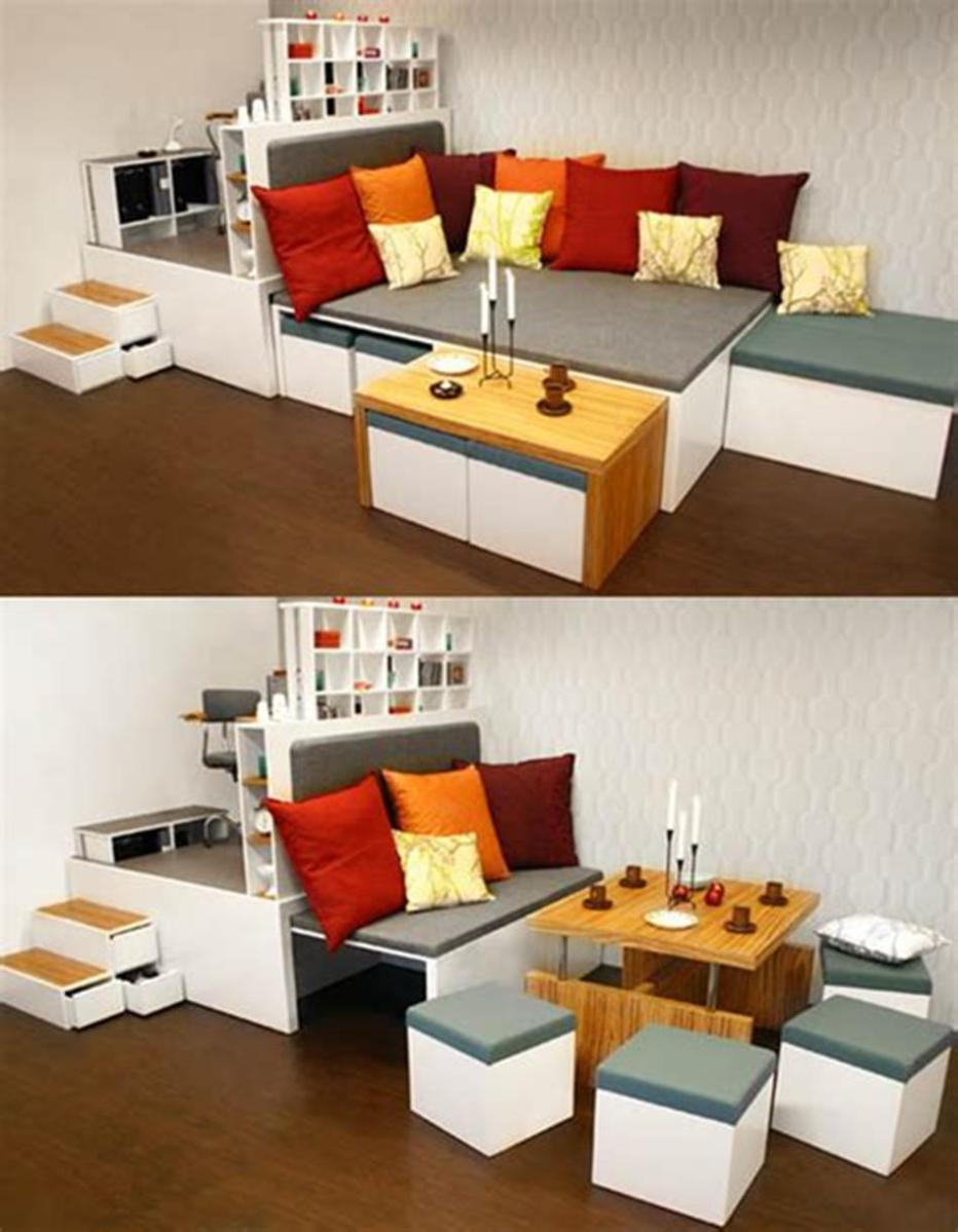 50 Amazing Ideas Furniture for Small Spaces Youll Love 58