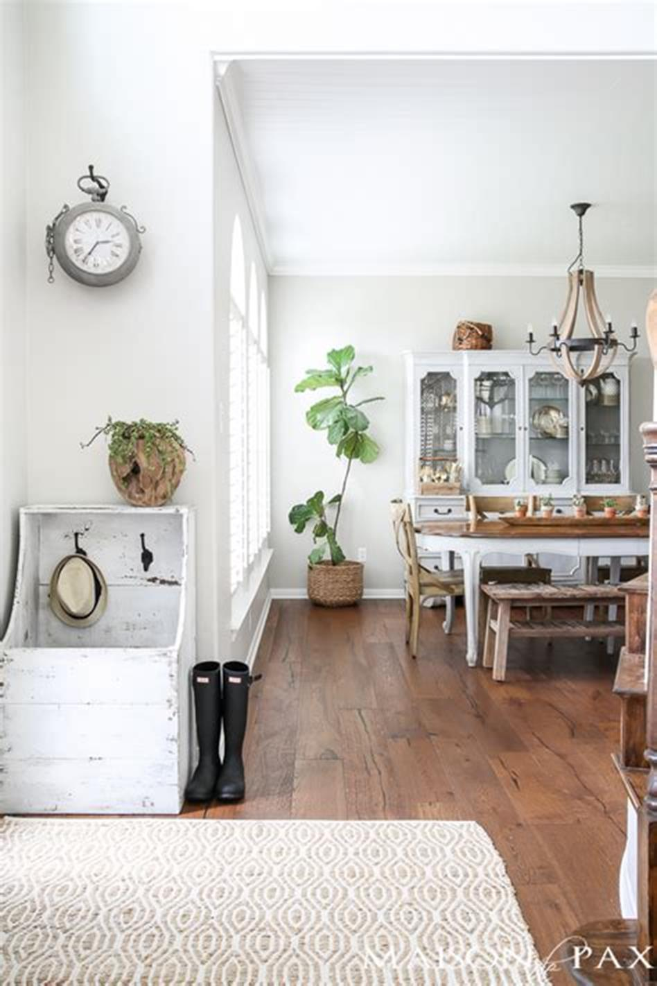 35 Stunning Spring Kitchen and Dining Room Decorating Ideas 2019 29