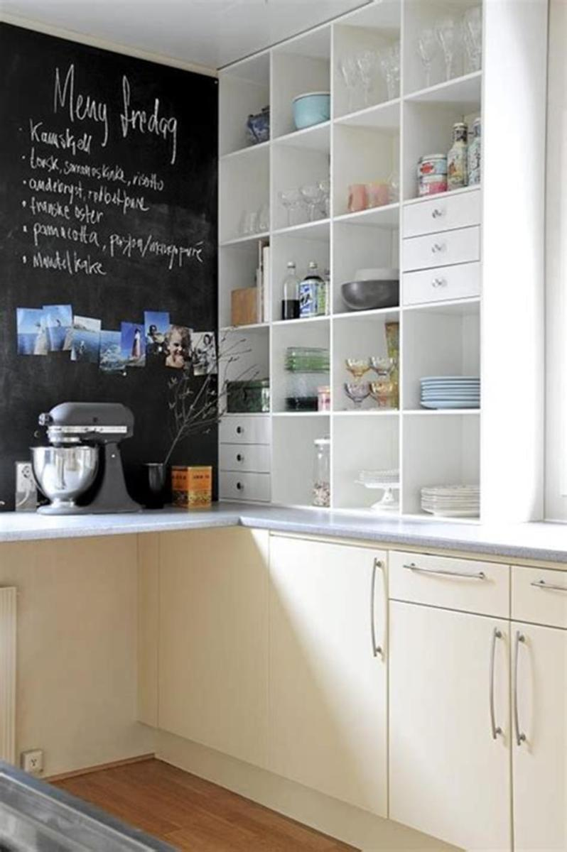 43 Amazing Kitchen Remodeling Ideas for Small Kitchens 2019 23