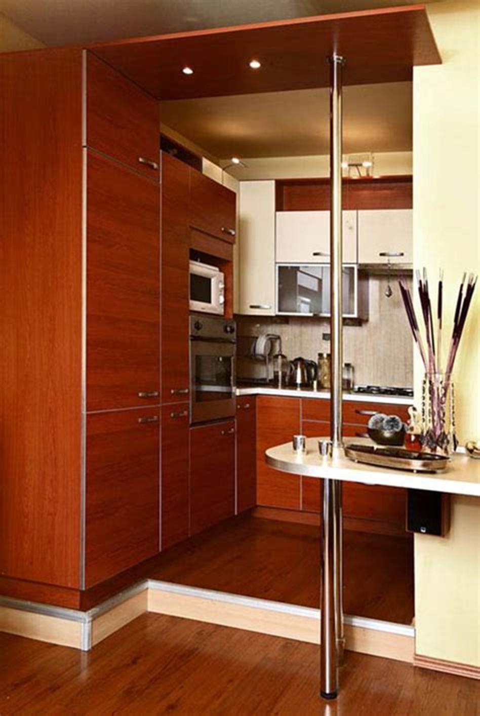 43 Amazing Kitchen Remodeling Ideas for Small Kitchens 2019 52