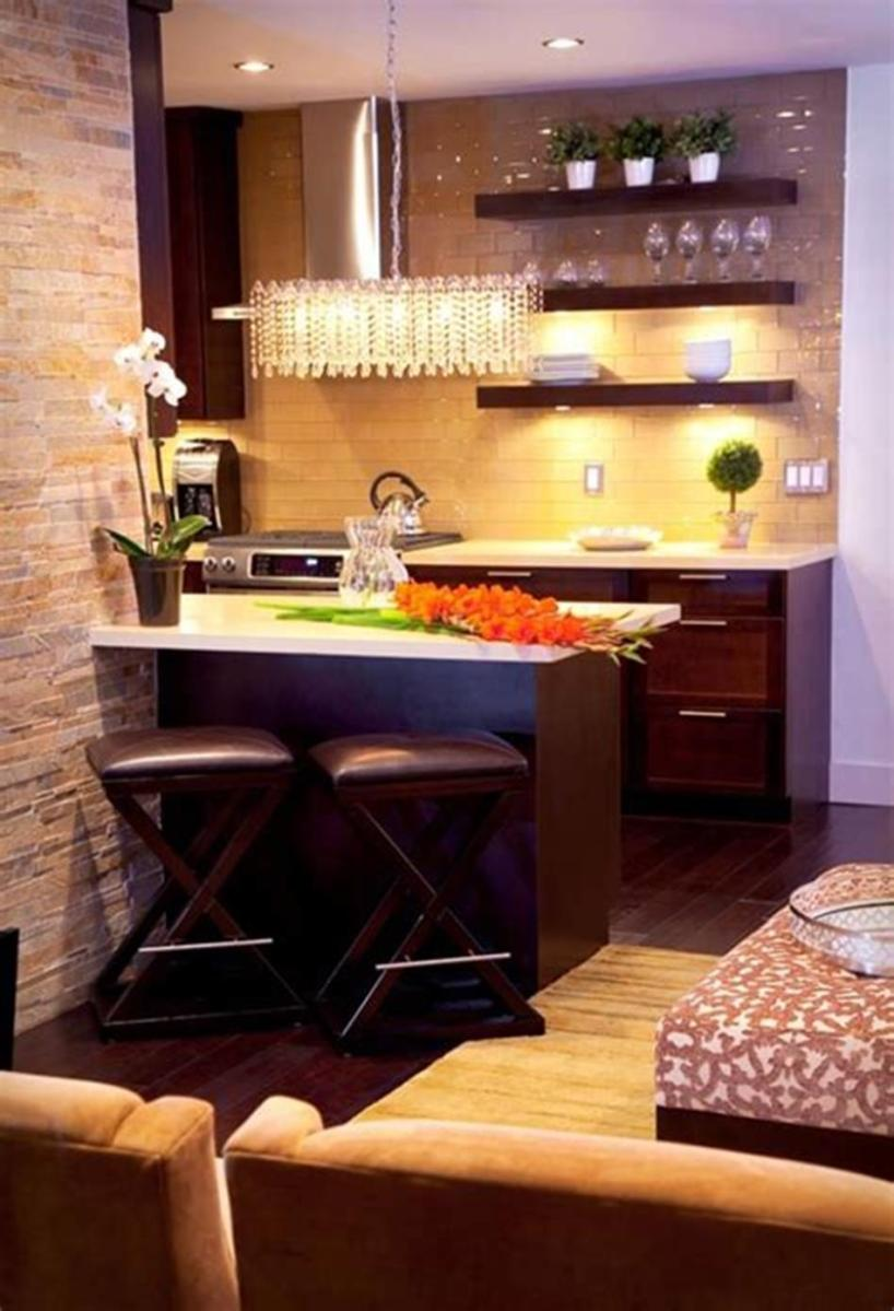 43 Amazing Kitchen Remodeling Ideas for Small Kitchens 2019 58