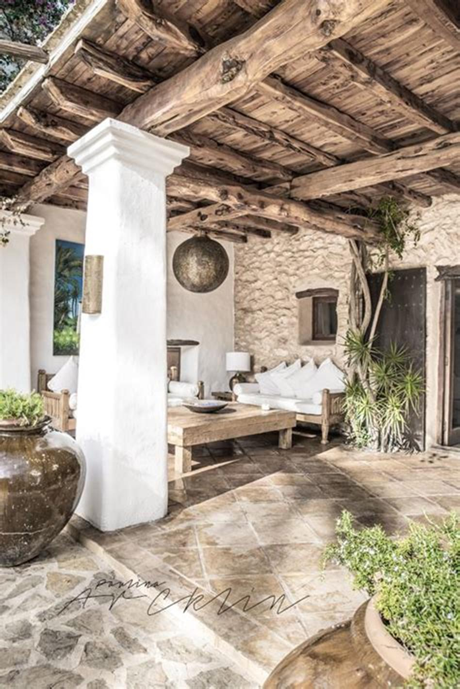 45 Perfect Rustic Porch Furniture Ideas for 2019 3