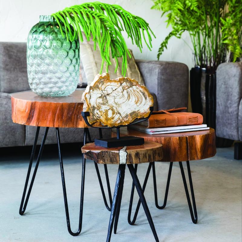 table d appoint acacia basse decorelie