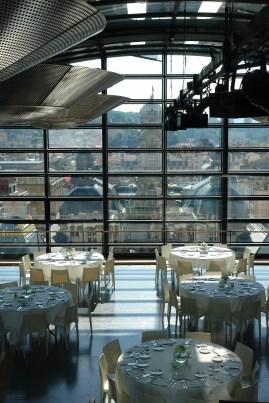 Centre de table Opéra de Lyon