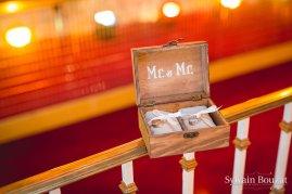 Création de la boîte à alliances des mariés