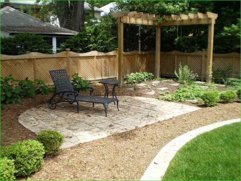 Creative Tiny Backyard Sitting areas 71 I Like the Sitting area We Can Do This On the south Side I Also Like the Pergola 9