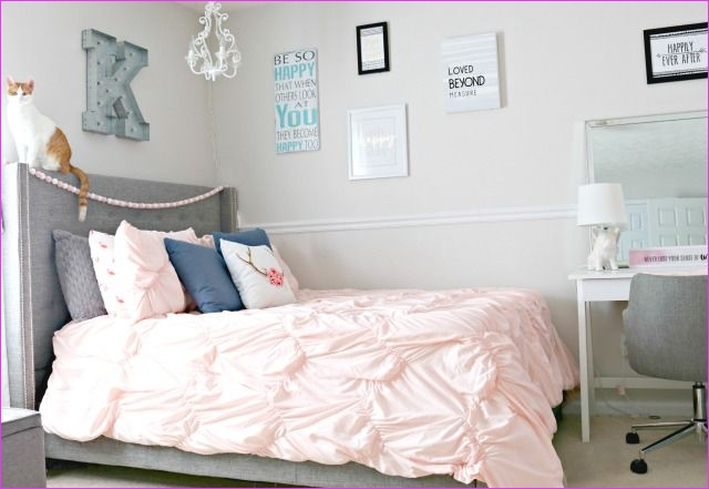 Cute Mix Color Bedrooms for Teenage Girls 32 Best 25 Grey Teen Bedrooms Ideas On Pinterest 4
