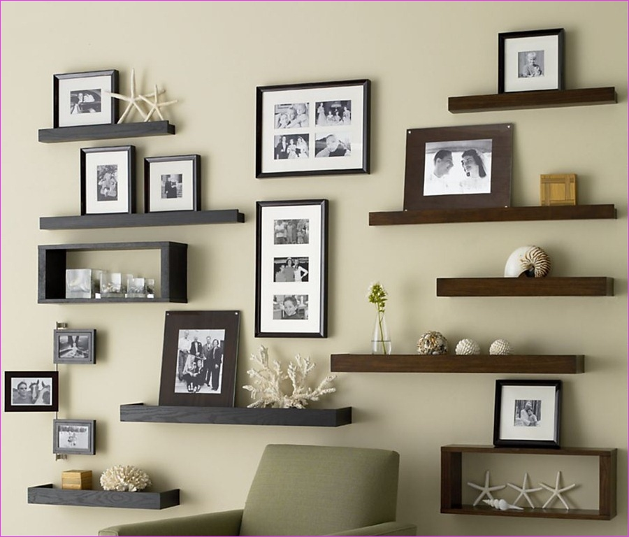 Wall Display Shelving Ideas 28 25 Wall Decoration Ideas for Your Home 3