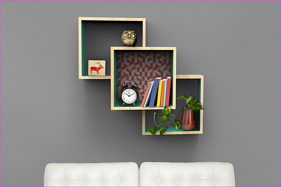 Wall Display Shelving Ideas 14 Wall Mounted Display Shelves Buildsomething 5