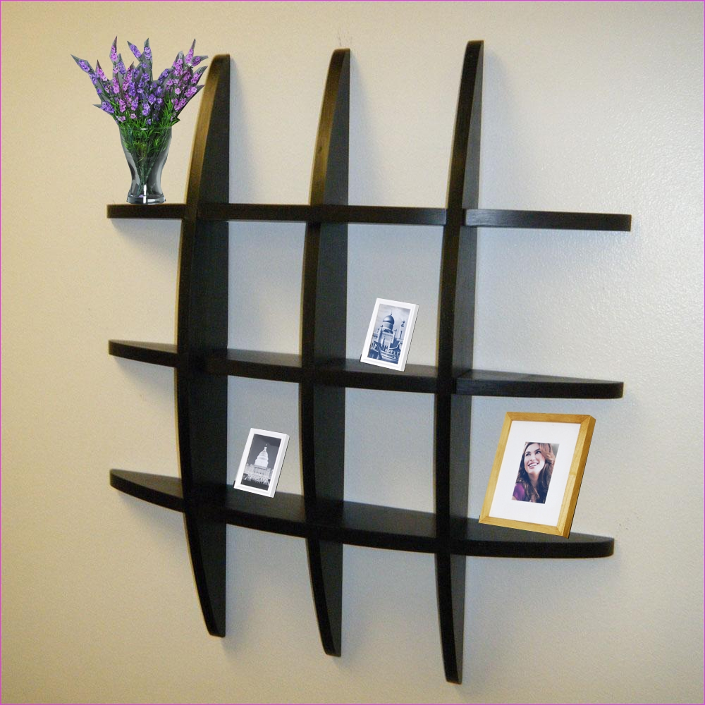 Wall Display Shelving Ideas 34 Ideas for Decorating and Empty Wall 6