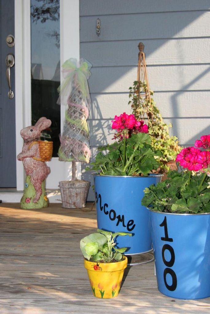 Outdoor Spring Decor 1
