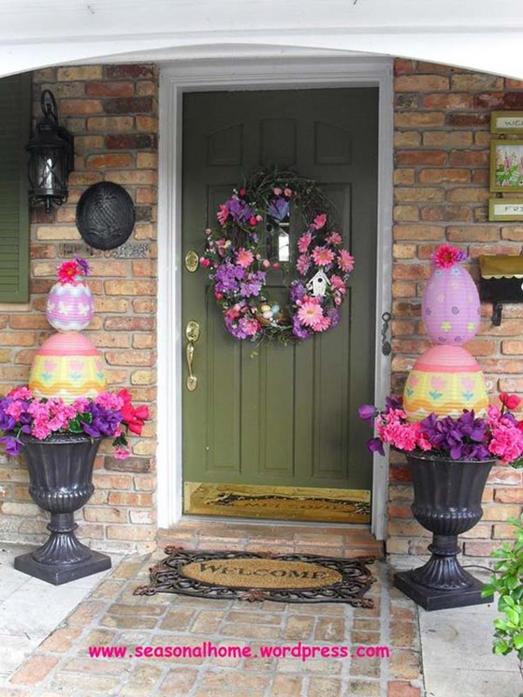 Outdoor Spring Decor 15
