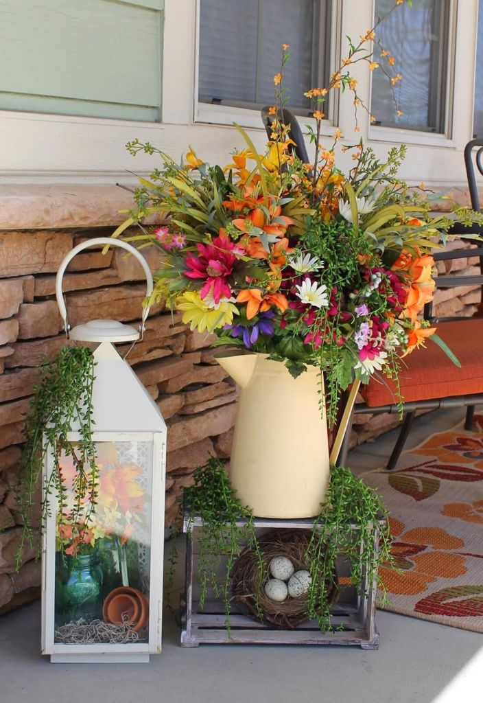 Outdoor Spring Decor 2