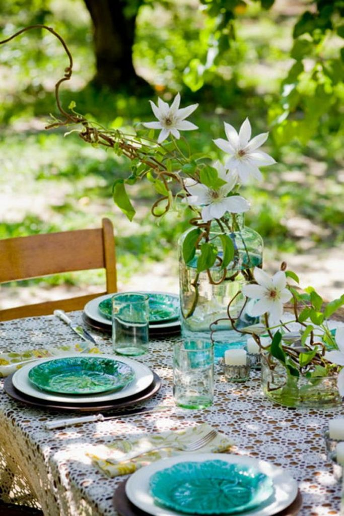 Outdoor Spring Decor 23