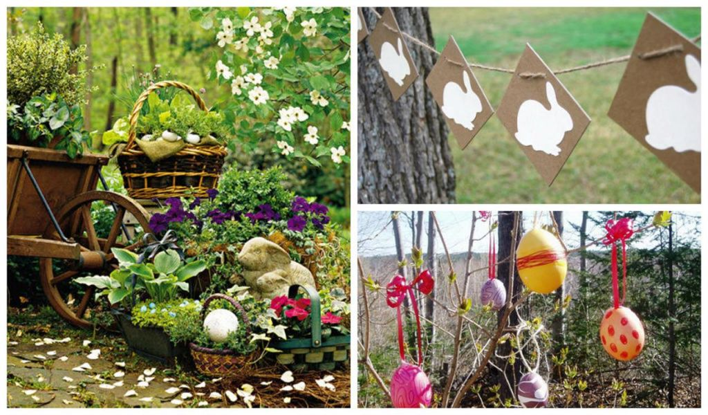 Outdoor Spring Decor 25