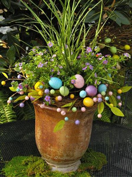 Outdoor Spring Decor 40
