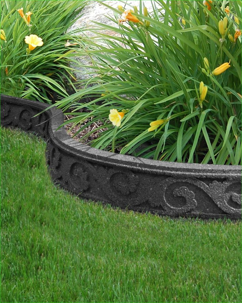 Garden Edging and Borders 81 Ecotrend Flexi Curve Garden Borders are Made Of Recycled Rubber Gardening Pinterest 6