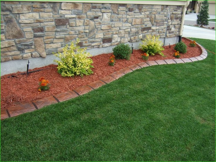 Garden Edging and Borders 49 14 Best Images About Latest Innovation In Lawn Edging and Landscape Border Ideas On Pinterest 8