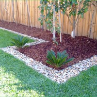 Inexpensive Garden Edging and Borders Design