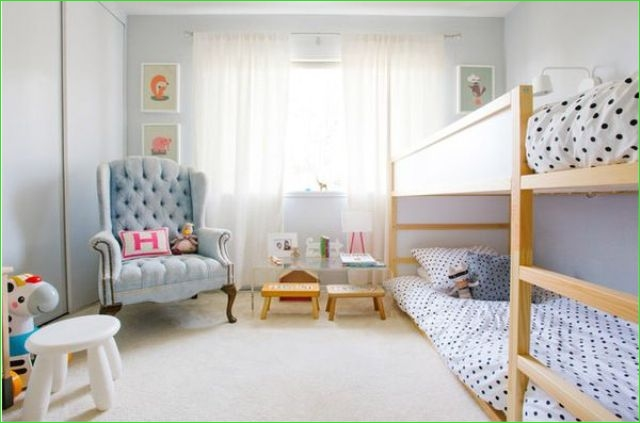 Ikea Kura Beds Kids Room 48 35 Cool Ikea Kura Beds Ideas for Your Kids' Rooms 6