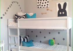 Ikea Kura Beds Kids Room 36 35 Cool Ikea Kura Beds Ideas for Your Kids' Rooms 6