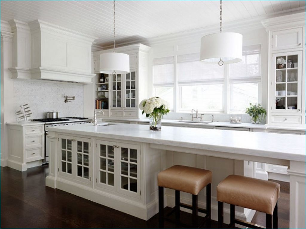 Narrow Kitchen island with Seating 27 Long Kitchen island with Seating 5