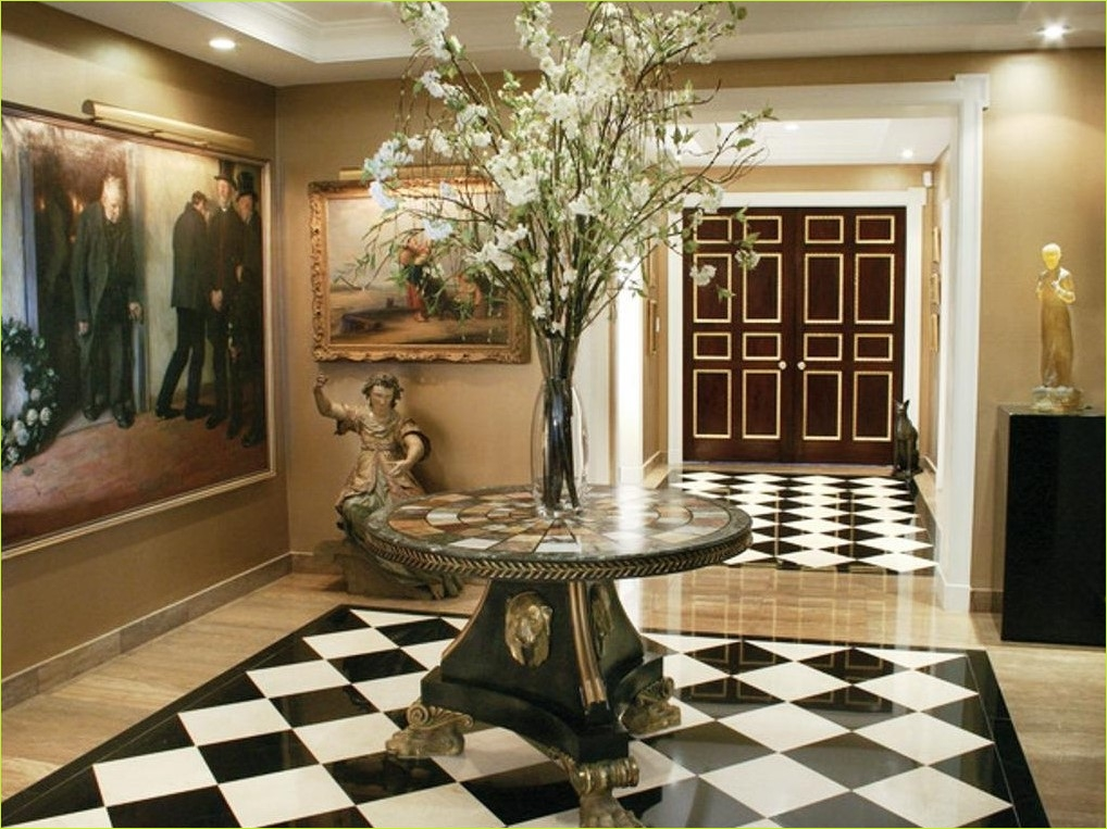 Round Foyer Entrance 84 Round Entryway Table — Home Design Decorate An Entrance Hall with Round Entryway Table 7