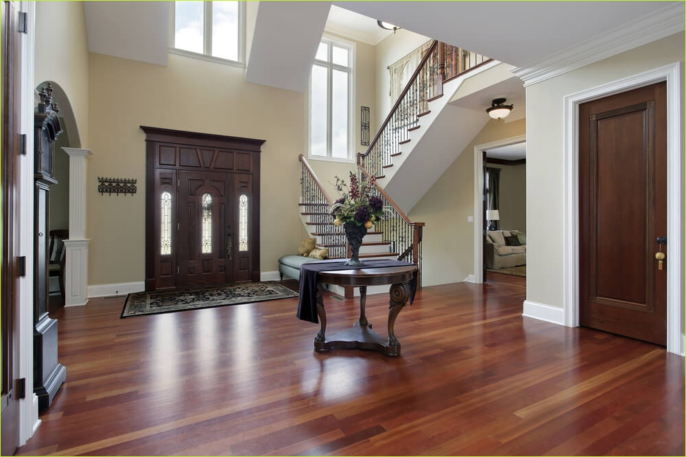 Round Foyer Entrance 62 36 Different Types Of Home Entries Foyers Mudrooms Etc 9