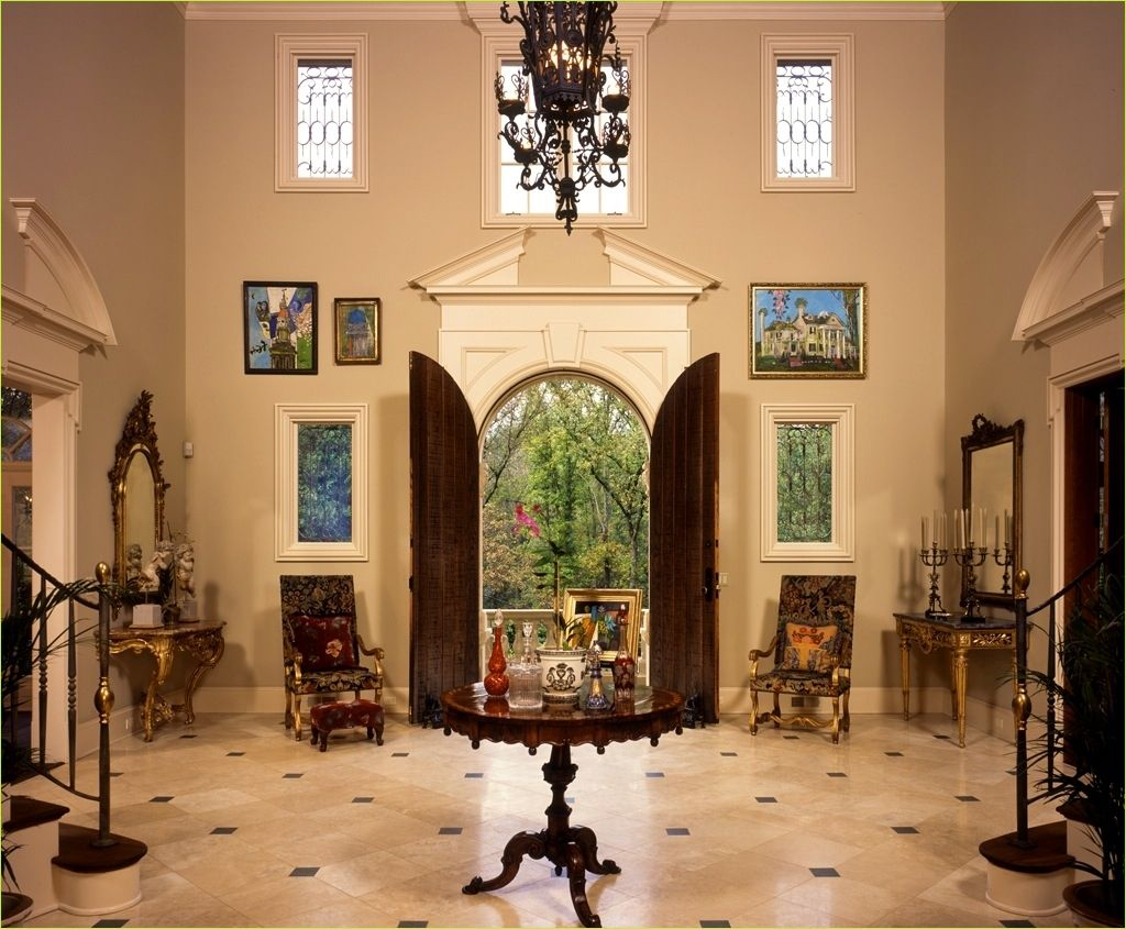Round Foyer Entrance 58 Round Entryway Table — Home Design Decorate An Entrance Hall with Round Entryway Table 6