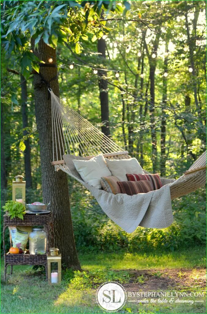 Small Outdoor Reading Nook 29 8 Summer Outdoor Reading Spaces 7