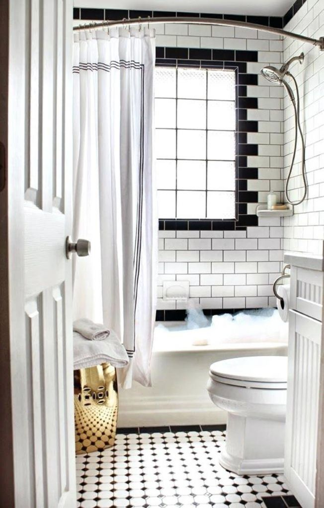 Beautiful Gold and White Bathroom 20