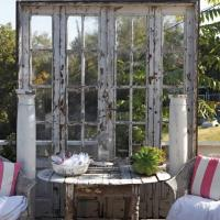 40+ Gorgeous Shabby Chic Garden Decor Ideas