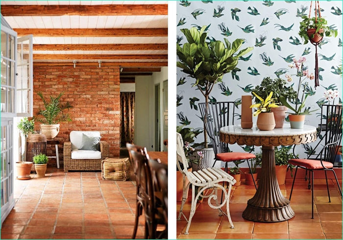 Terracotta Tiles Interior Design 68 top Interior Design Trends for 2018 Pretend Magazine 3